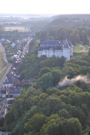 Compagnons-du-Vent: château de Chaumont