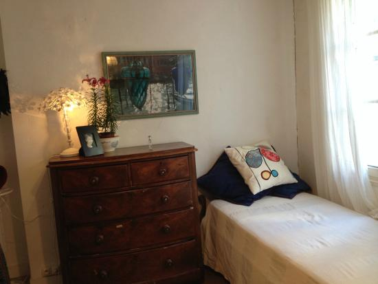 Maison Clergeau: Quiet single bedroom