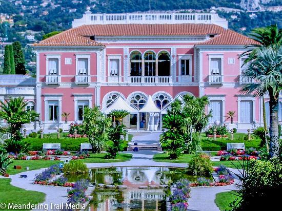 Wedding Cake Villa - Villa & Jardins Ephrussi de Rothschild ...