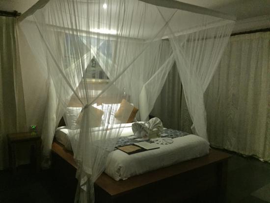 Villa Arya Ubud : Nice comfy bed