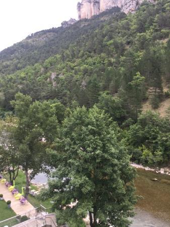 Peyreleau, Fransa: Vue de la chambre