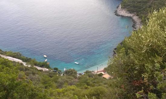 Αφτέλι παραλία