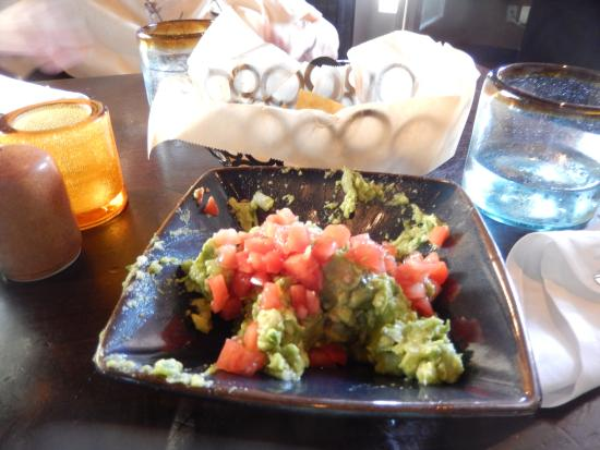 Anejo Mexican Bistro & Tequila Bar: 1/2 of our Tableside Guacamole $12