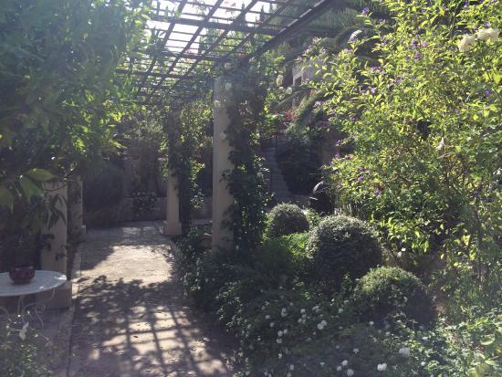 Jardi d´Artá Boutique-Hotel: Hotel gardens