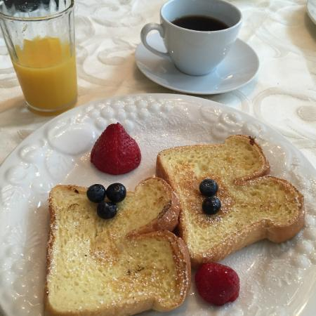 Chez Marie-Claire: French toast