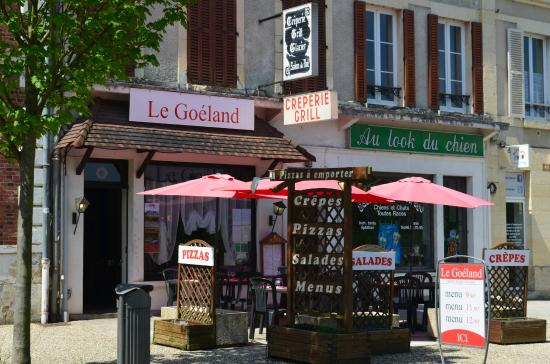 Creperie Pizzeria Grill le Goeland