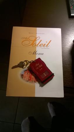 Hotel au Soleil Photo