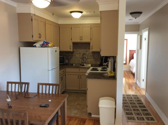 Kitchen Picture Of Homeport Apartment Hotel St John S