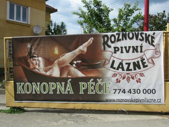Roznov pod Radhostem, Τσεχική Δημοκρατία: Roznov Pivovar Spa, Czech Republic