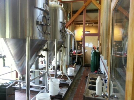 Barley Creek Brewing Company: Beer and Lots of it made in the Pocono Mountains