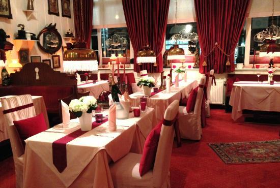 Restaurant Bild Von Hotel Und Restaurant Der Schwan Einbeck
