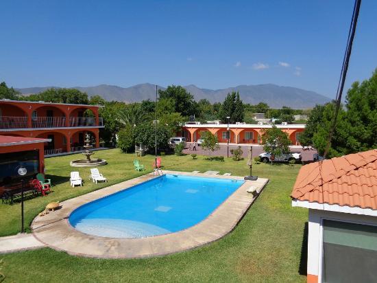 Hotel Hacienda los Portales