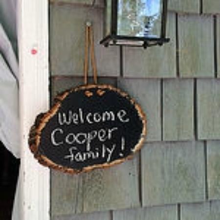 Wolfeboro, NH: PowWow Lodge Welcome