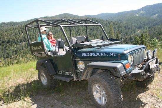 Philipsburg High Country Adventures