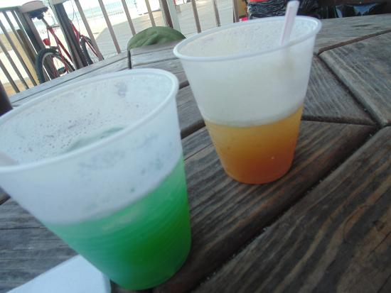 Seaside Heights, NJ: cocktail