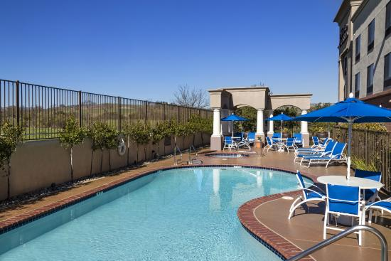Hampton Inn & Suites - Paso Robles : Pool