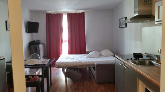 Ruby Suites Quartier Les Halles: Ruby Suites Strasbourg