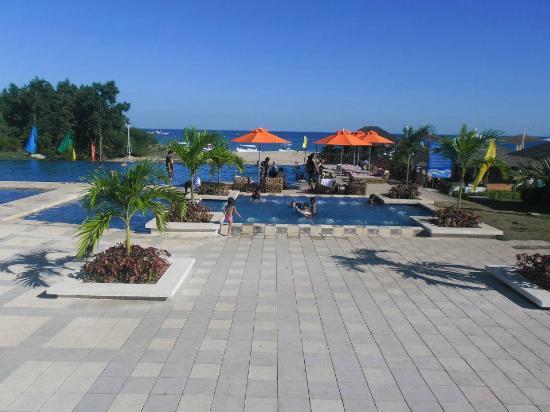 The Night View Picture Of Playa Laiya San Juan Tripadvisor