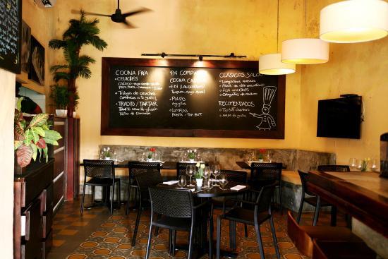 Salou Cartagena de Indias : Restaurante Salou