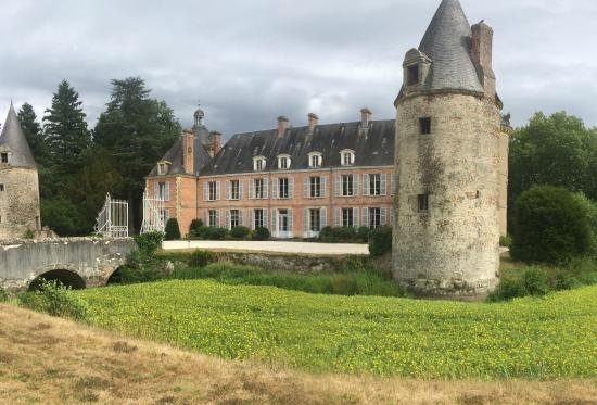 Theillay, Francia: chateau de Rere