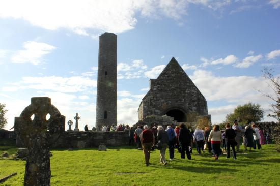 Mountshannon, أيرلندا: Holy Island-Inis Cealtra