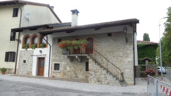 Premariacco, Italy: Vista frontale