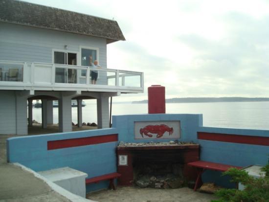 view picture of tides inn port townsend tripadvisor. Black Bedroom Furniture Sets. Home Design Ideas