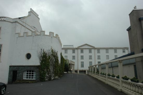 North West Castle Hotel: Hotel front