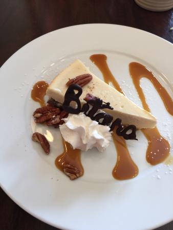 Elmsdale, Καναδάς: Worth indulging in a dessert decadent