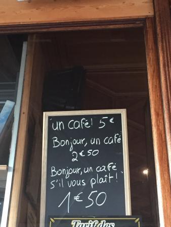 La Cafe de la Place
