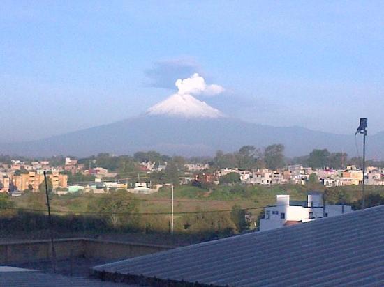 Holiday Inn Puebla Finsa: Beautiful morning view