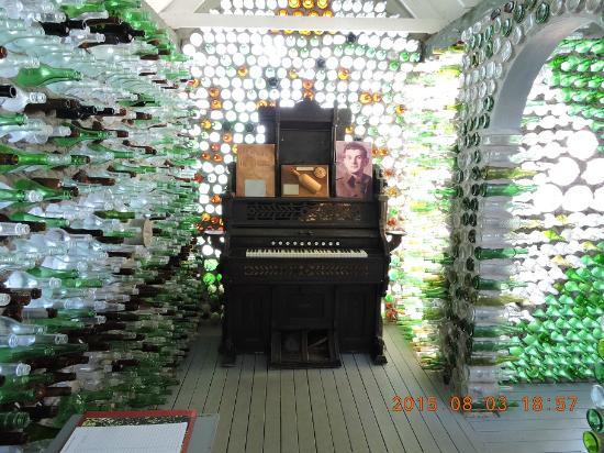 Wellington, Canada: ah! o piano, sempre ele