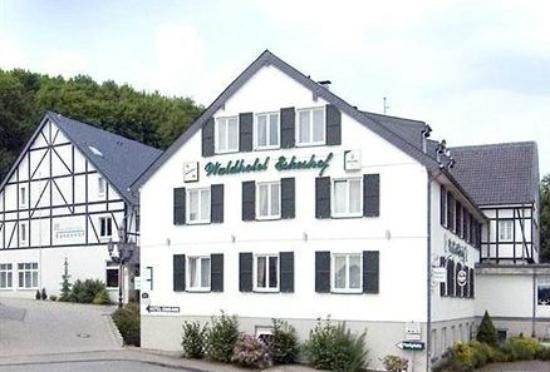 BEST WESTERN Waldhotel Eskeshof: Hotel