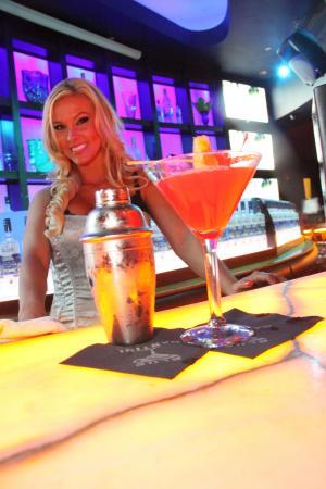 Blue Martini: Martini