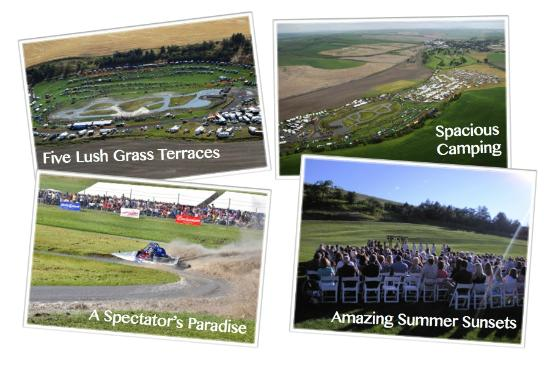 Saint John, WA: Webb's Slough is the perfest venue for your next event.