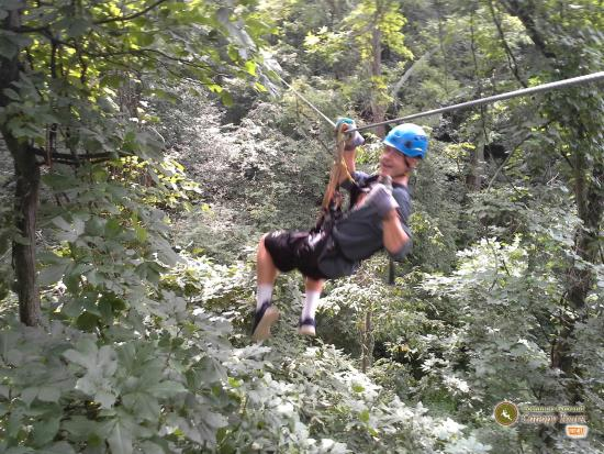 "Common Ground Canopy Tours: Just ""Zipping Along"""