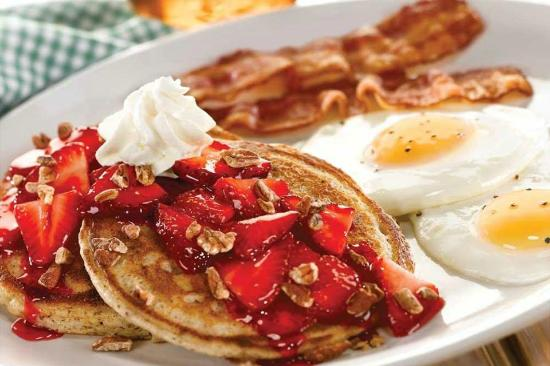 Perkins Restaurant & Bakery: Perkins is home to the famous all-day breakfast