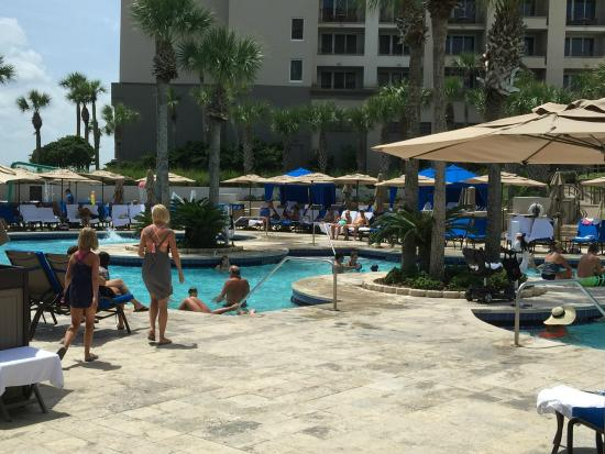 The Ritz Carlton Amelia Island Pool And Cabana