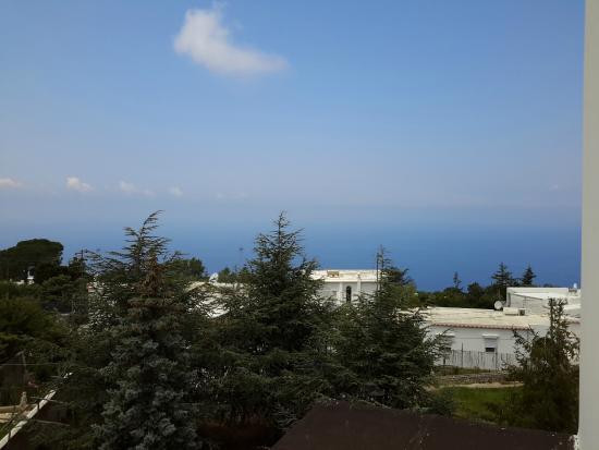 Hotel Biancamaria: vista desde la habitación