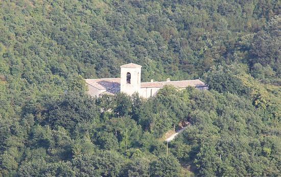 Abbazia di Santa Croce in Sentinum