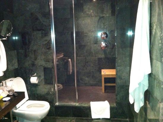 Catalonia Rigoletto : Bathroom
