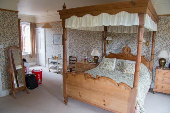 Tilston Lodge
