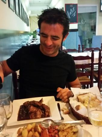 Malet Restaurant: Maltese rabbit