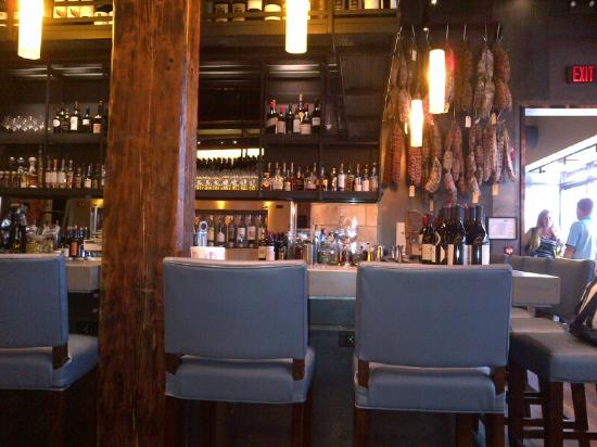 Moody S Delicatessan And Provisions The Back Room Area Where You Can Be Seated For Lunch