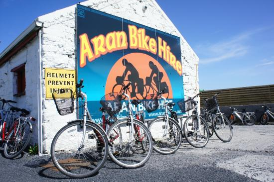 ‪Aran Bike Hire‬