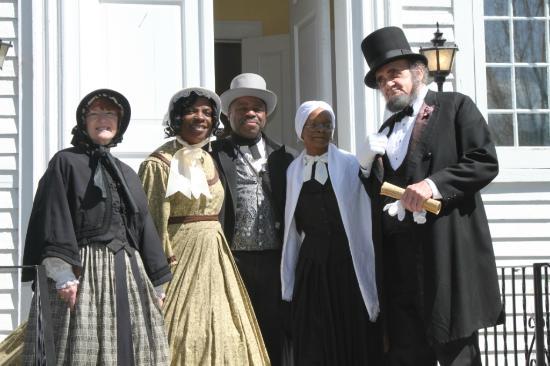 Motherland Connextions, Inc.: Freedom Seeker Tour Actors & Guides