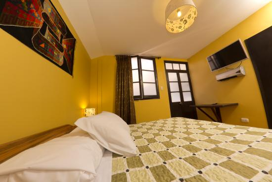 Loreto Boutique Hotel: Habitacion Matrimonial