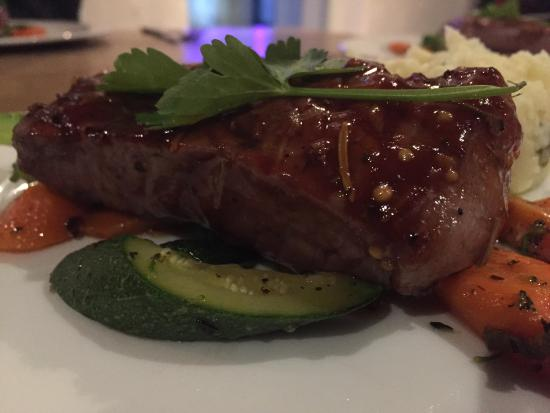 Blue Goose: Brilliant #steak done to #perfection! #thankyou #foodie #tummy #yumyum