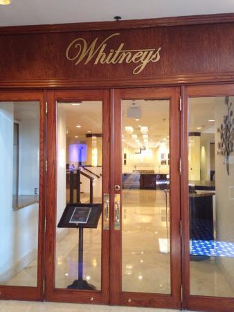 Whitney's