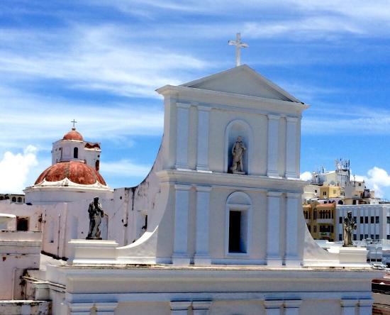 Cathédrale de San Juan